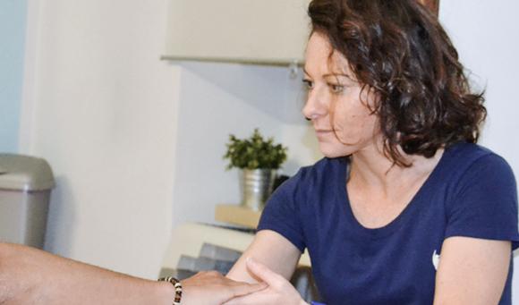 Barbara Alicastro, insegnante di Pilates e Yoga