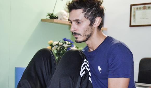 Matteo Alessio, fisioterapista