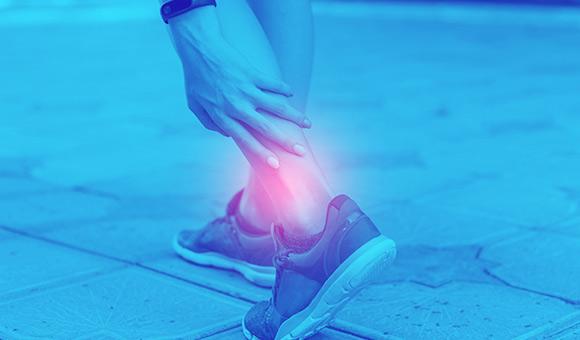 Dolori al piede o alla caviglia