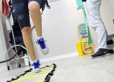 valutazione fisioterapica esercizio